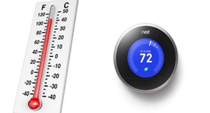 Είσαι θερμόμετρο ή θερμοστάτης ;