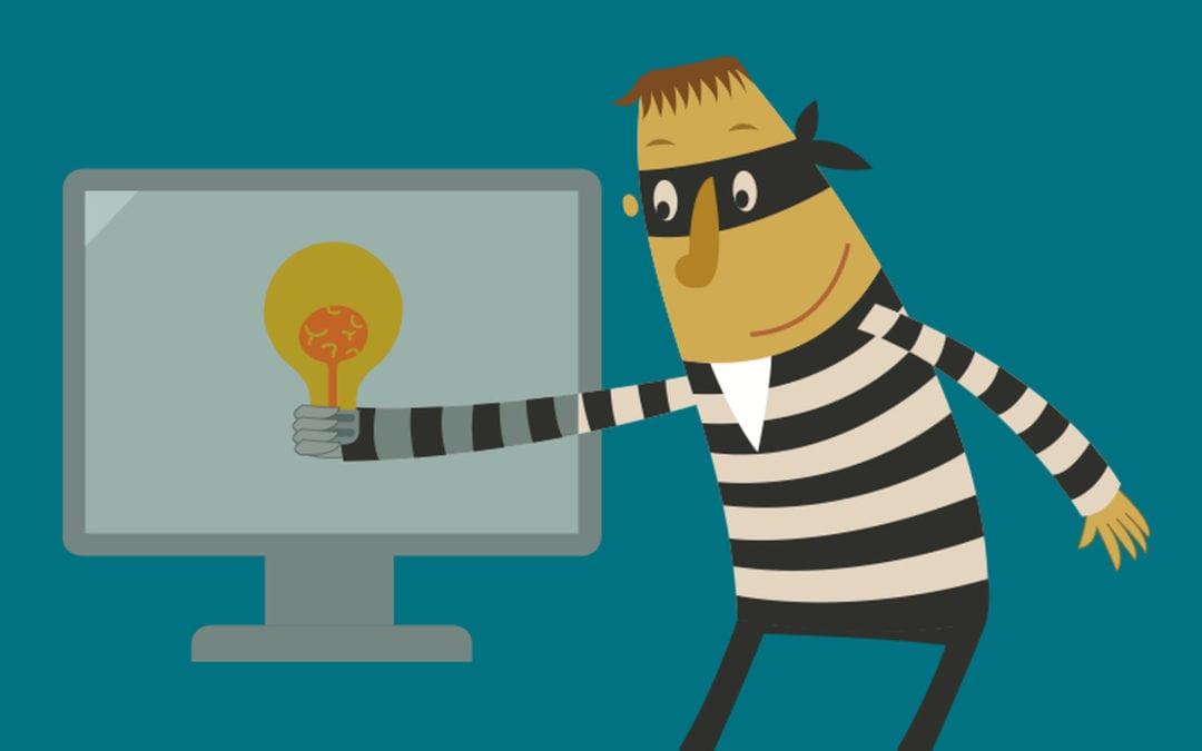 Οι επιτυχημένες εταιρείες κλέβουν – οι μέτριες αντιγράφουν!